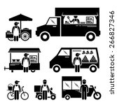 Mobile Food Vehicles Lorry...