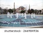 Istambul Hagia Sophia 3...