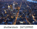 Manhattan New York City Street...