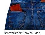 Wallet In The Back Pocket Of...