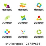 design lements set.part 14 | Shutterstock .eps vector #26759695