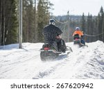Snowmobiles Are Accelerating I...