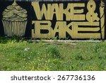 athens  greece   april 6  2015  ... | Shutterstock . vector #267736136
