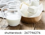 Organic Dairy Products On...