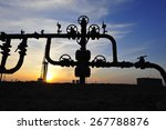 valves and piping  | Shutterstock . vector #267788876