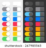 vector colorful switchers