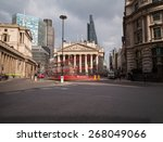Постер, плакат: The Bank of England