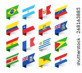 Flags Of The World  South...