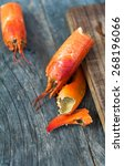 Small photo of Lobster carcase