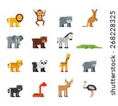 Animal Cute Design  Vector...