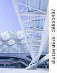 business center of modern... | Shutterstock . vector #26831437