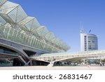 business center of modern... | Shutterstock . vector #26831467