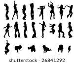 illustration of different... | Shutterstock .eps vector #26841292