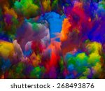 dynamic color series. creative... | Shutterstock . vector #268493876