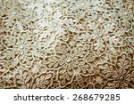 lace background   Shutterstock . vector #268679285