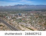 Downtown Tucson Viewed From...