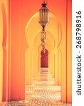 Morocco Lamp Architecture  ...