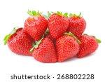 strawberries | Shutterstock . vector #268802228