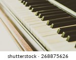 Selective Focus Point Piano...