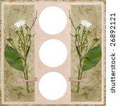 background frame | Shutterstock . vector #26892121