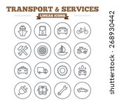 Transport And Services Linear...