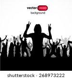 banner for sports championships ... | Shutterstock .eps vector #268973222