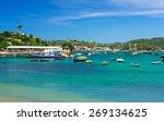 buzios  rio de janeiro. brazil | Shutterstock . vector #269134625