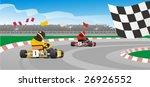 karting | Shutterstock .eps vector #26926552