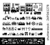 manufacturer and distributor... | Shutterstock .eps vector #269361278