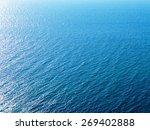 Blue Landscape Background Sea...