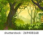 warm climatic jungle...