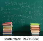 school books | Shutterstock . vector #269518052