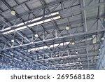 Ceiling Slabs In Industrial...