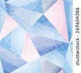 abstract seamless pattern.... | Shutterstock .eps vector #269604386
