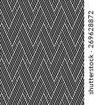 the geometric pattern by... | Shutterstock .eps vector #269628872