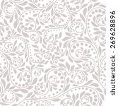 wallpaper in the style of... | Shutterstock .eps vector #269628896