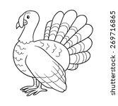 Coloring Book  Turkey