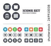 Louvers Icons. Plisse  Rolls ...