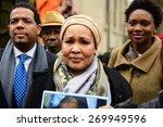 new york city   april 14 2015 ... | Shutterstock . vector #269949596
