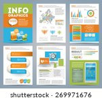 big set of infographics... | Shutterstock .eps vector #269971676