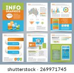 big set of infographics... | Shutterstock .eps vector #269971745