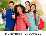achievement  classmate ... | Shutterstock . vector #270004112