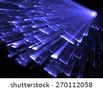 abstract techno background | Shutterstock . vector #270112058