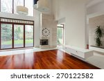 empty unfurnished space in new... | Shutterstock . vector #270122582