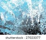 blue grunge background | Shutterstock .eps vector #27023377