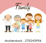 family love design  vector... | Shutterstock .eps vector #270243956