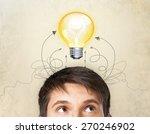 idea  concept  business. | Shutterstock . vector #270246902