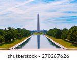 Washington Monument Morning...