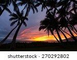 Gorgeous Maui Sunset Between...