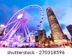 Hong Kong Observation Wheel - Fine Art prints